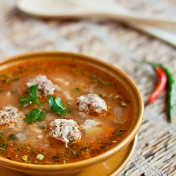 Meatball Sour Soup
