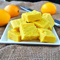 Meyer Lemon Fudge Recipe