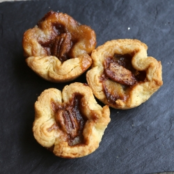Mini Butter Tarts Recipe