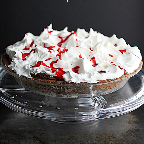Mississippi Blood Pie for Halloween Recipe