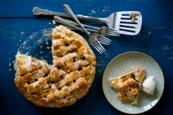 Moms Apple Pie with Wheaties Cereal Recipe