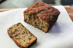 Nigel Slaters Chocolate Muscovado Banana Cake Recipe
