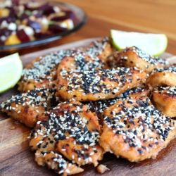 Orange Sesame Chicken Recipe