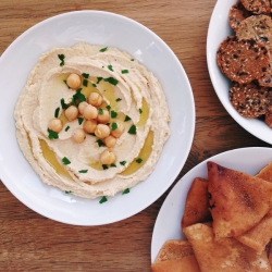 Ottolenghi Basic Hummus Recipe