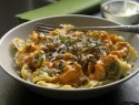 Pasta with Pumpkin Cream Sauce and Sage Recipe