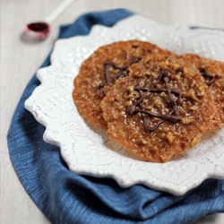 Pecan Pie Lace Cookies Recipe