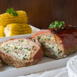 Pinwheel Meatloaf Recipe