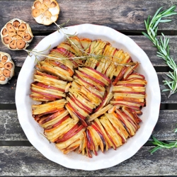 Potato and Apple Medley Roast