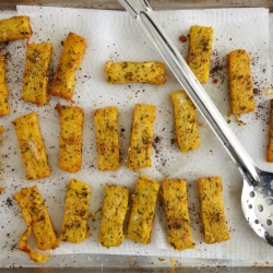 Provencal Polenta Fries Recipe