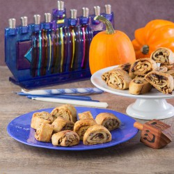 Pumpkin Butter Rugelach Recipe