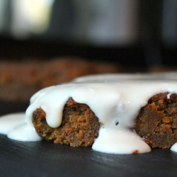 Pumpkin Gingerbread Cake