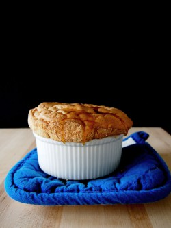 Pumpkin Gingerbread Souffle Recipe