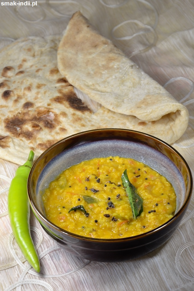 Red Lentil Dal Vegetarian Recipe