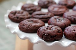 Red Velvet Chocolate Chip Cookies Recipe