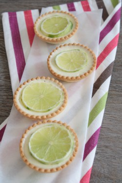 Refreshing Key Lime Tarts
