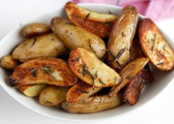Rosemary Roasted Fingerling Potatoes Recipe