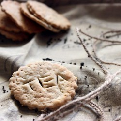 Savoury Tea Time Cookies