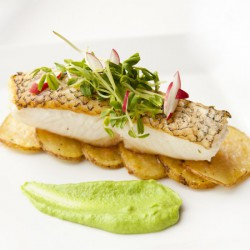 Seared Chilean Sea Bass
