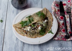 Seeded Crepes