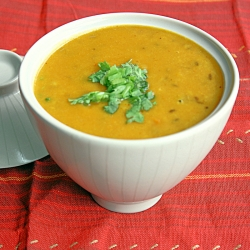 Simple Yellow Dal