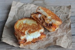 Sloppy Joe Panini Recipe