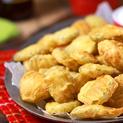 Southern Fried Pickles Recipe