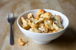 Southwestern Roasted Cauliflower