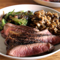 Soy Ginger London Broil Recipe