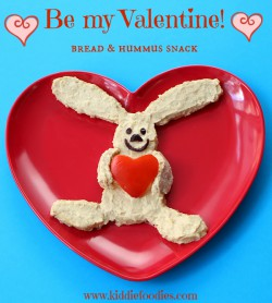 St. Valentine Snack Ideas – Rabbit