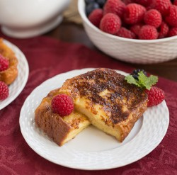 Sugar Crusted French Toast Recipe