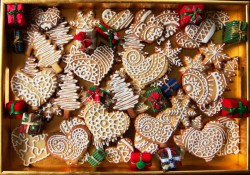 Swedish Ginger Thins Cookies Recipe