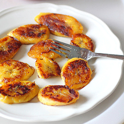 Sweet and Salty plantain