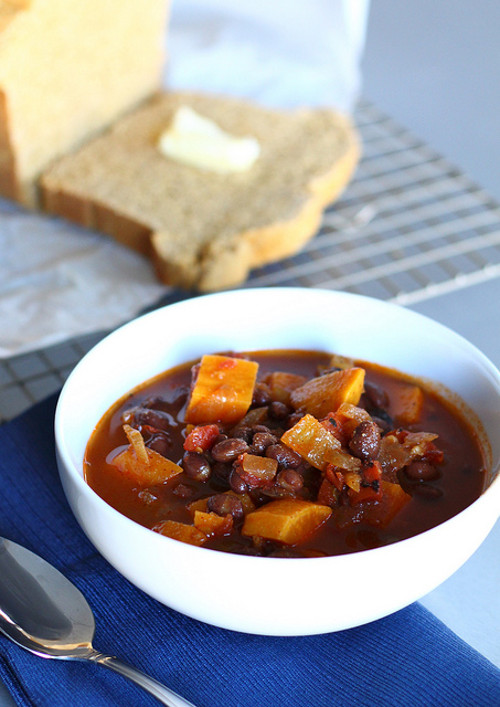 Http Www Food Com Recipe Black Bean And Sweet Potato Soup