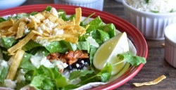 Sweet Pulled Pork Salad