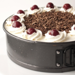 Swiss Black Forest Cake