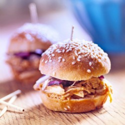 Teriyaki Chicken Sliders