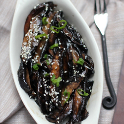 Teriyaki Mushrooms Recipe