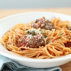 The BEST Homemade Meatballs