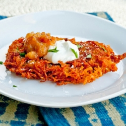 traditional latke recipe