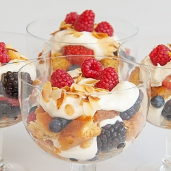 Trifle with Limoncello