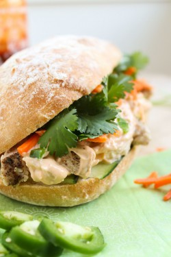 Turkey Banh Mi Recipe