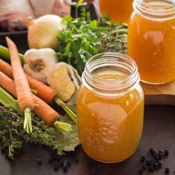 Turkey Broth Recipe