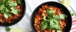 Turkey White Bean Chili Recipe