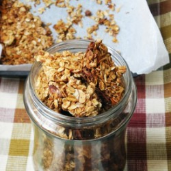 Vanilla Coffee Granola