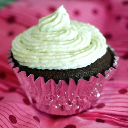 Vegan Chocolate Mint Cupcakes