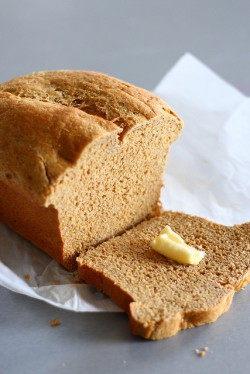 Whole Wheat Anadama Bread Recipe