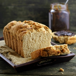 Whole Wheat Herb Bread Recipe
