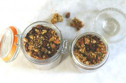 Wholegrain Pumpkin Granola Recipe