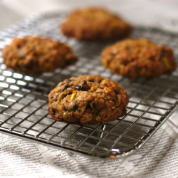 Whole-Wheat Cookies