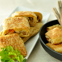 Yuba Wraps Beancurd Sheet Rolls